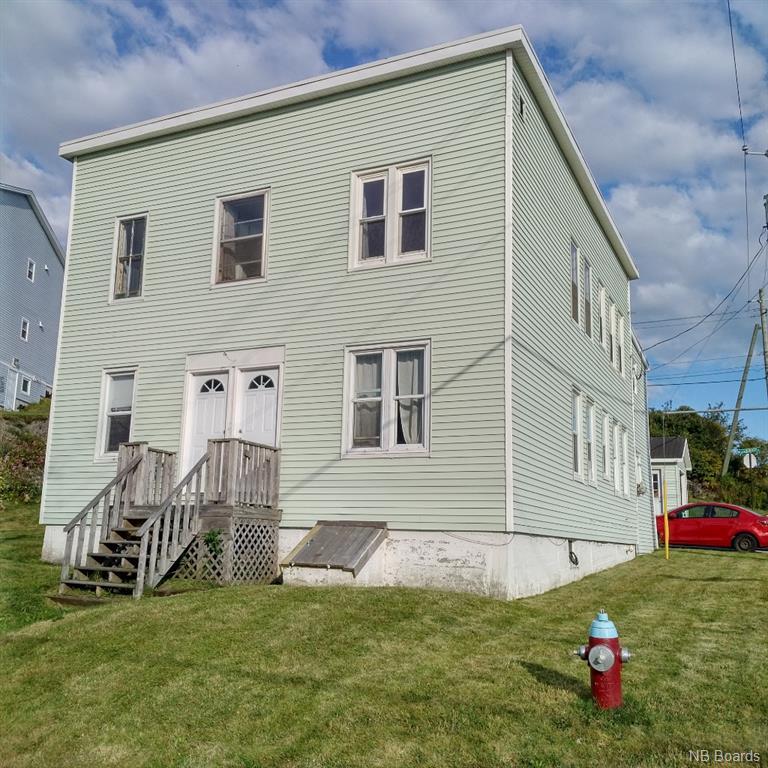 110-112 Queen Street, Saint John New Brunswick, Canada