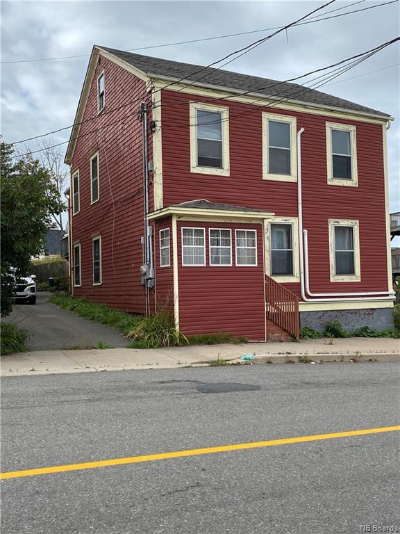 113-115 Duke West, Saint John New Brunswick, Canada