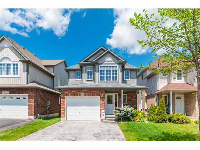 555 Wood Nettle Way, Waterloo Ontario, Canada