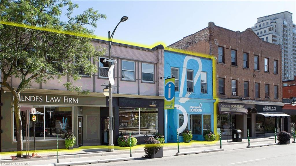 123-127 KING Street, London Ontario, Canada