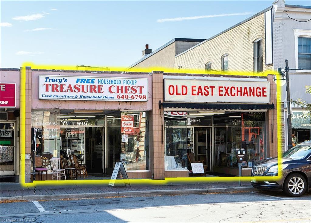 667-669 DUNDAS Street, London Ontario, Canada