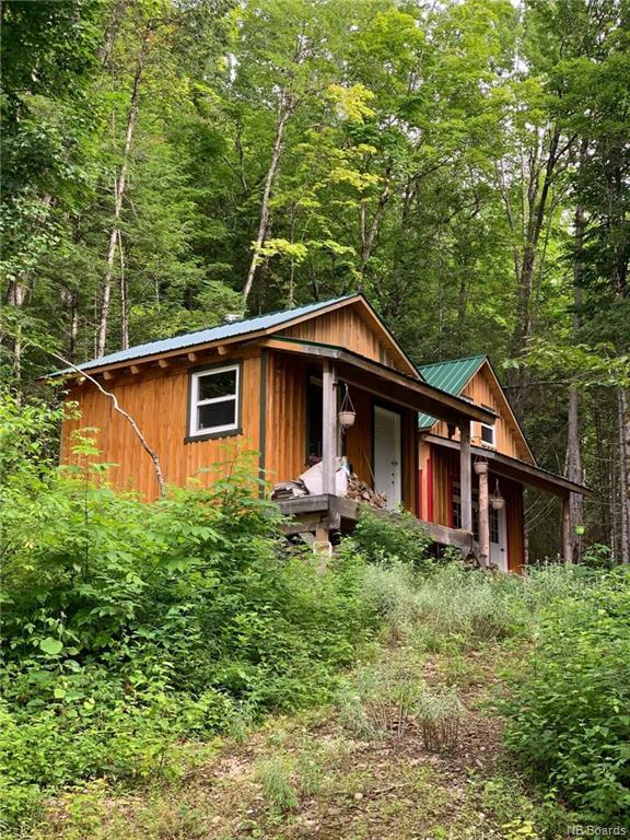 Cabins + Waterfront Storeytown Road, Storeytown New Brunswick, Canada