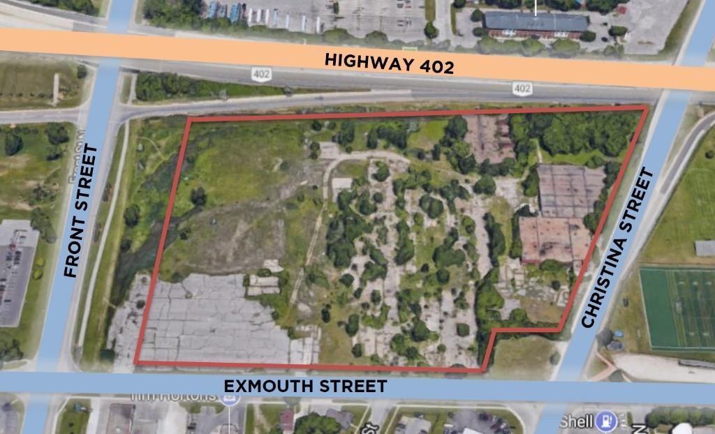 200 EXMOUTH Street Unit# PARCEL C, Point Edward, Ontario, Canada