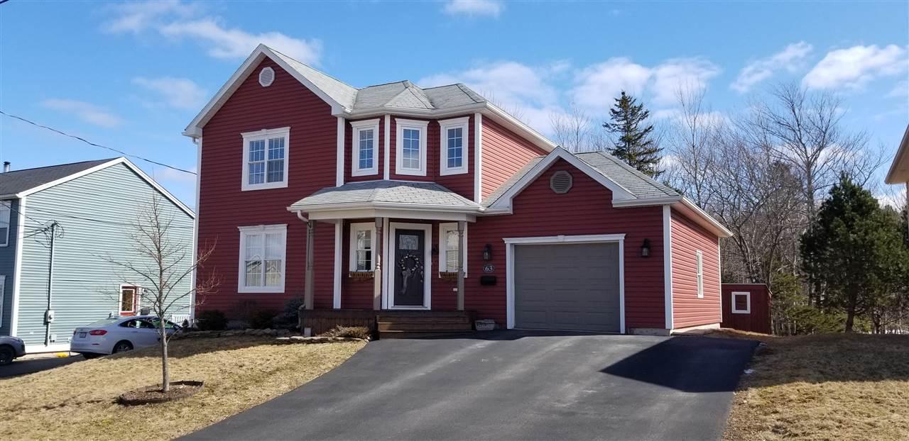 63 Coburg Crescent, Truro Nova Scotia, Canada