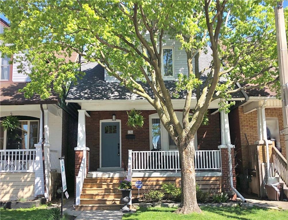 296 GROSVENOR Avenue N, Hamilton, Ontario, Canada