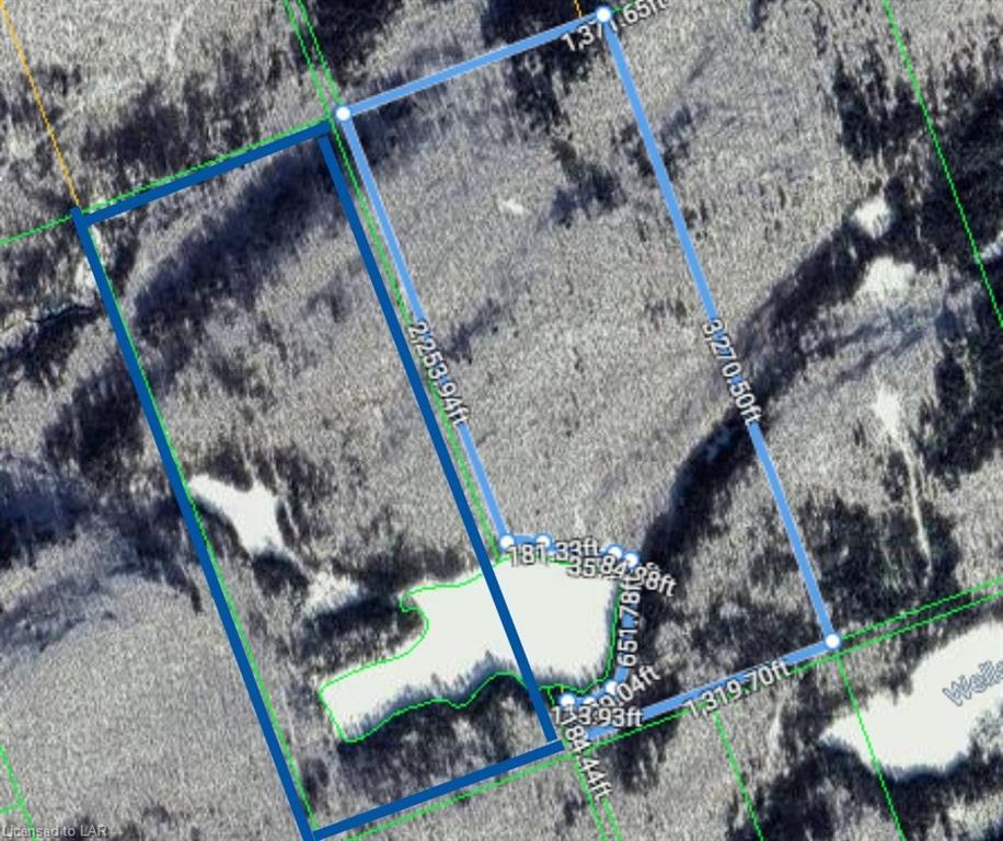 Un-named Road E, Dwight Ontario, Canada