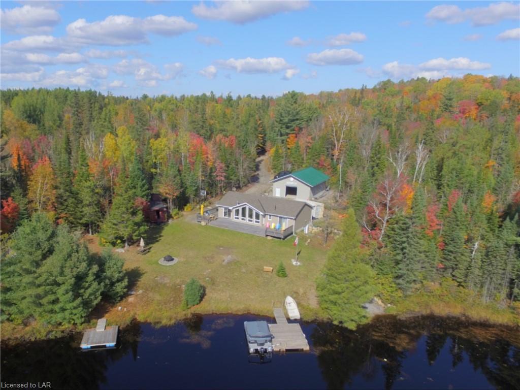 105 King Lake Road, South River Ontario, Canada