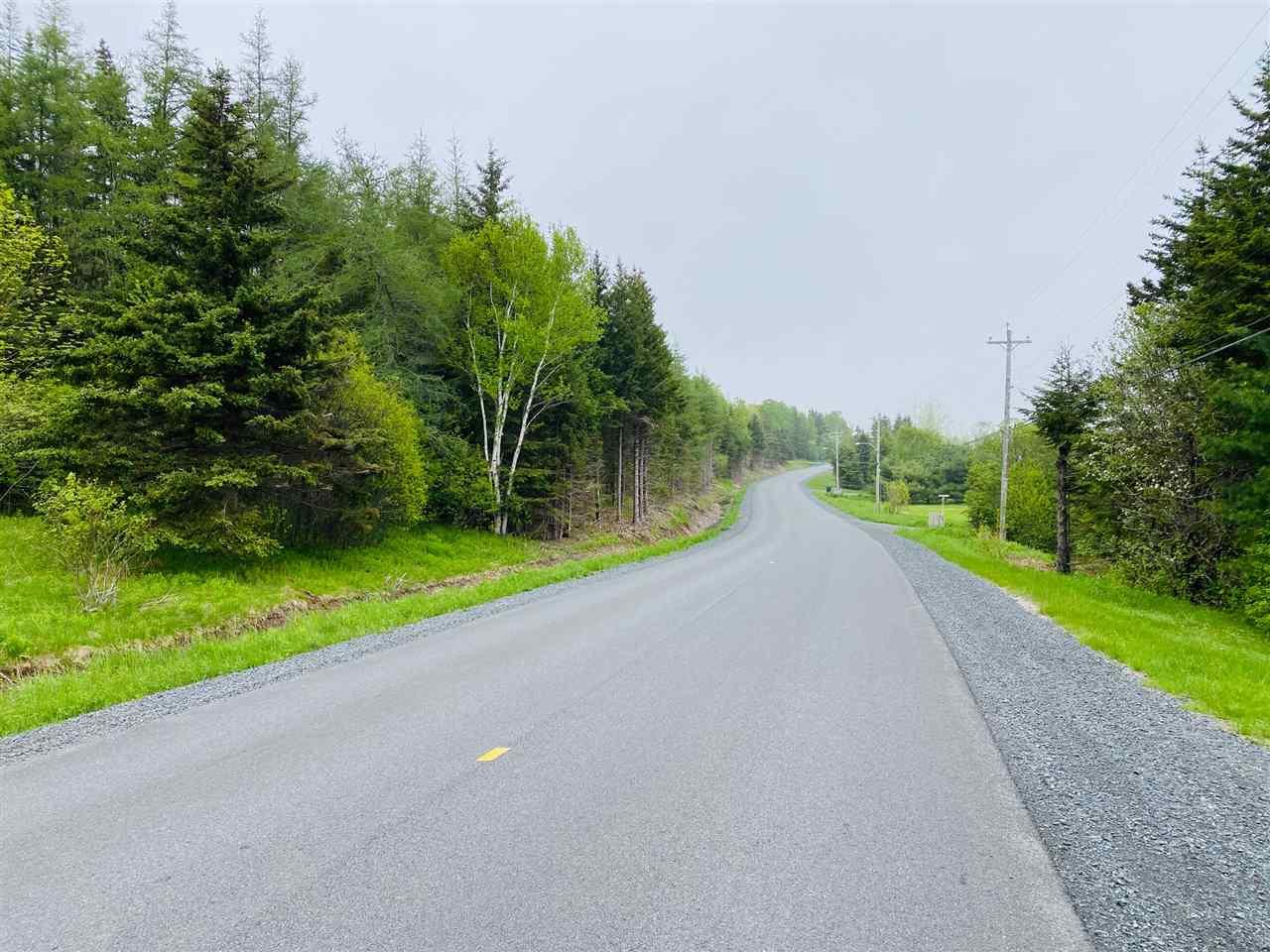 Meadows Road, Sydney Forks Nova Scotia, Canada