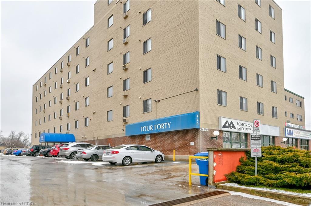 440 Central Avenue Unit# 507, London Ontario, Canada