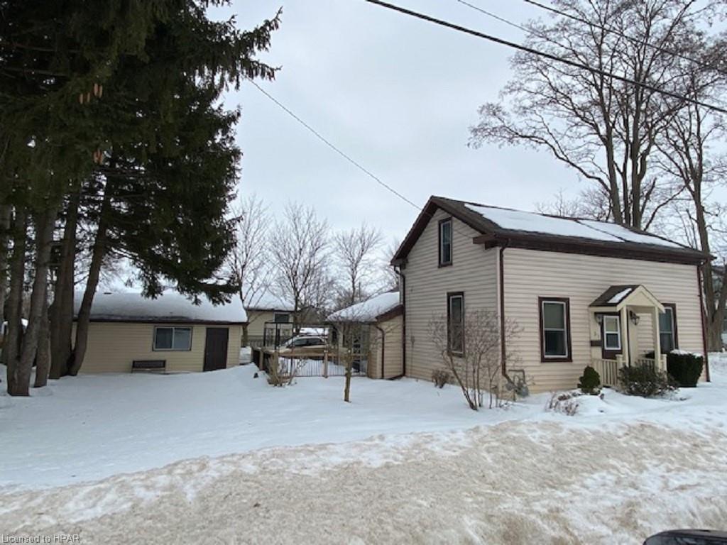 31 Railway Street, Seaforth Ontario, Canada