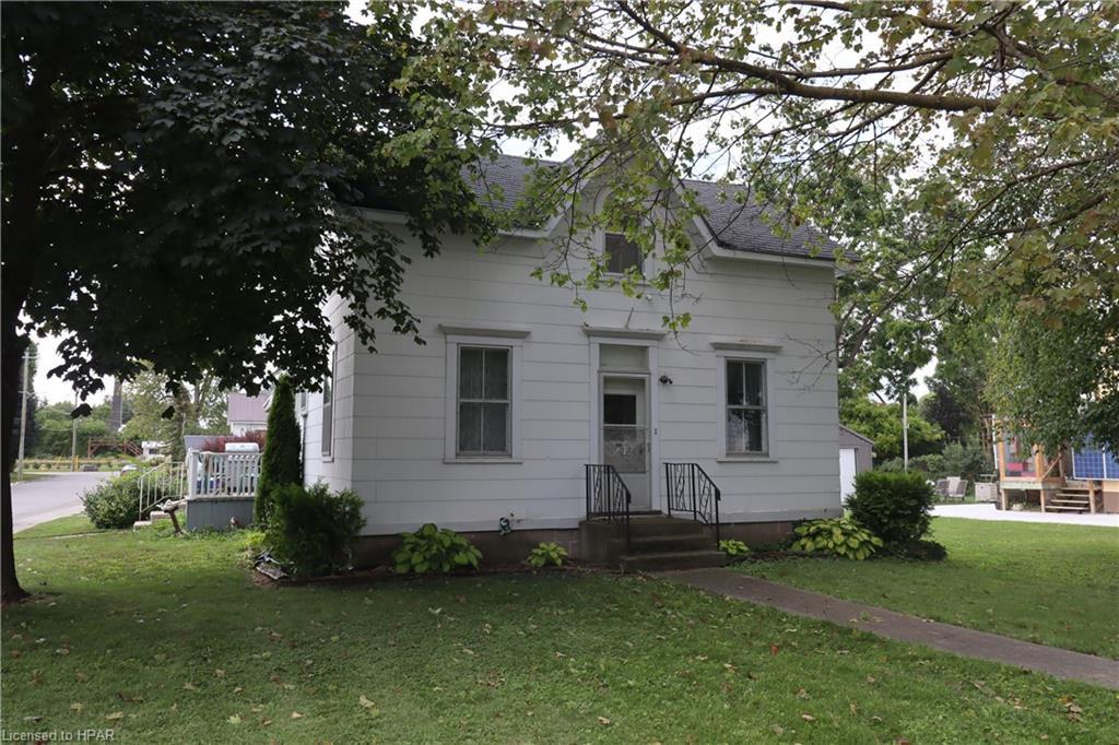 45 George St E Street E, Seaforth Ontario, Canada