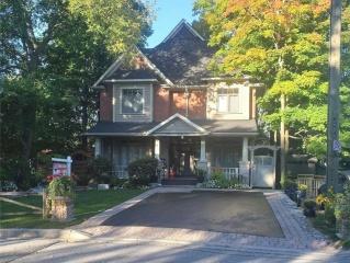 37A Harrison Ave, Aurora Ontario, Canada