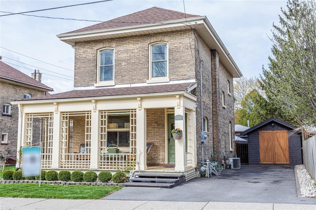 80 Brock Street, Brantford Ontario, Canada