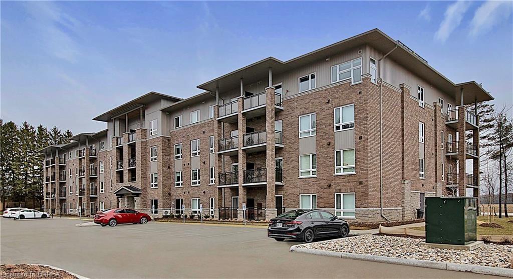 456 Lorne Avenue W Unit# 207, Stratford Ontario, Canada