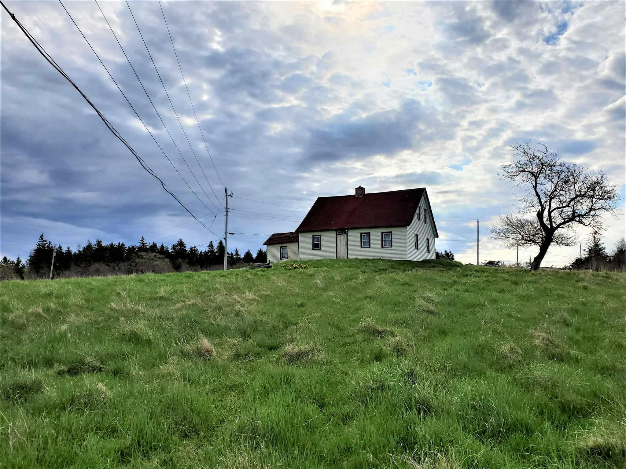 Rous Island, Indian Point Nova Scotia, Canada