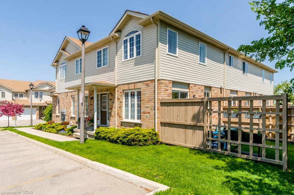 105 Bard Boulevard Unit# 32, Guelph Ontario, Canada