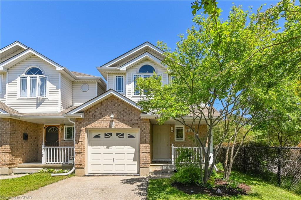 215 TERRAVIEW Crescent, Guelph Ontario