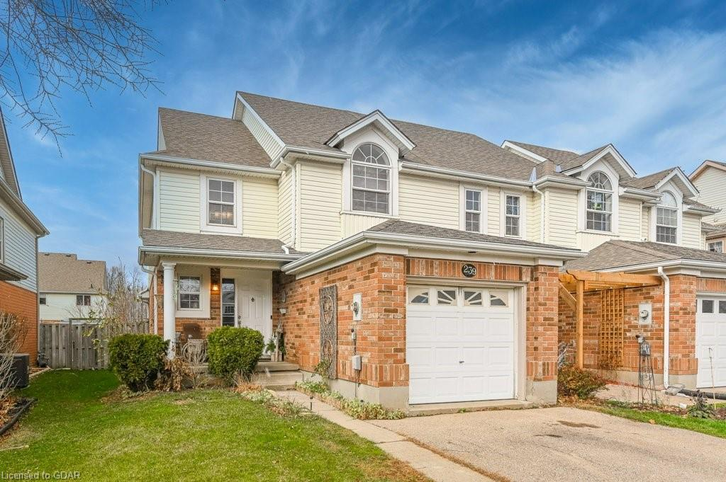 239 SILURIAN Drive, Guelph Ontario