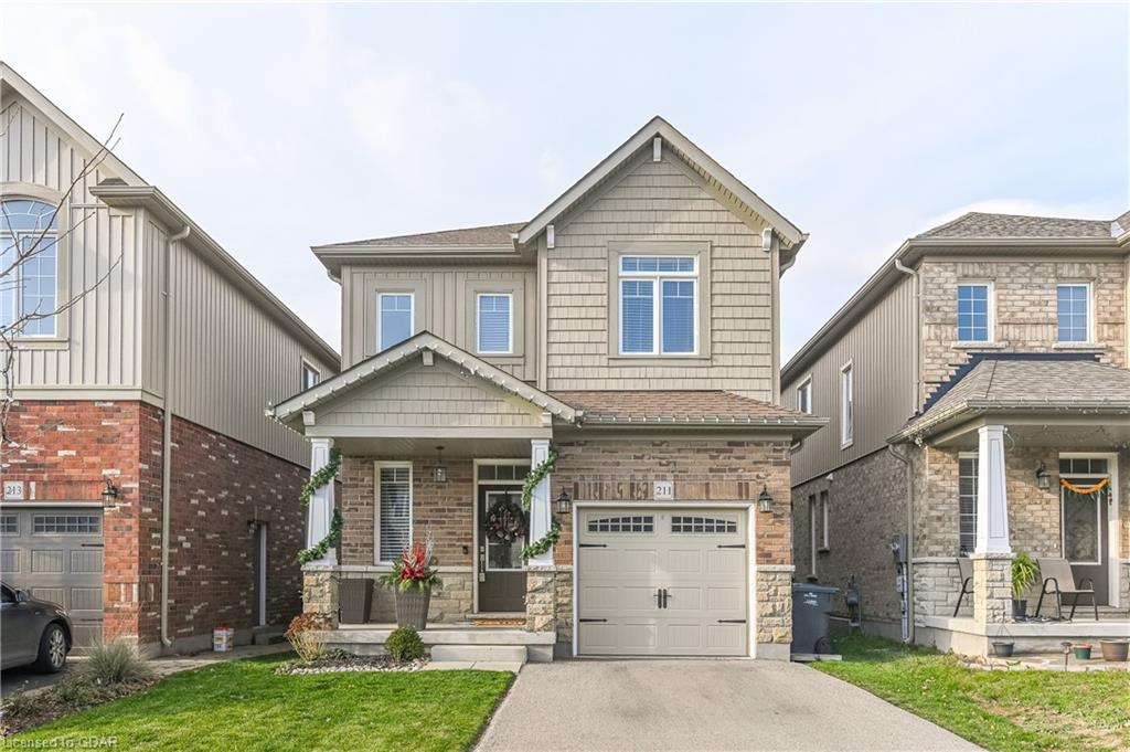 211 SUMMIT RIDGE Drive, Guelph Ontario
