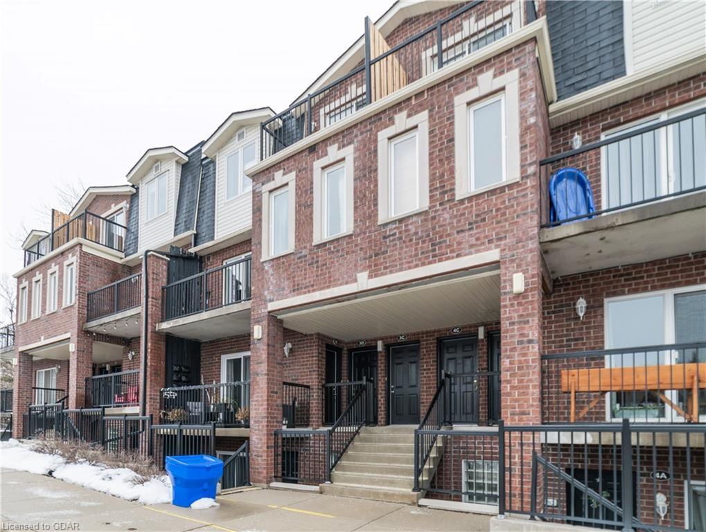45 Cedarhill Crescent Unit# 3d, Kitchener Ontario, Canada