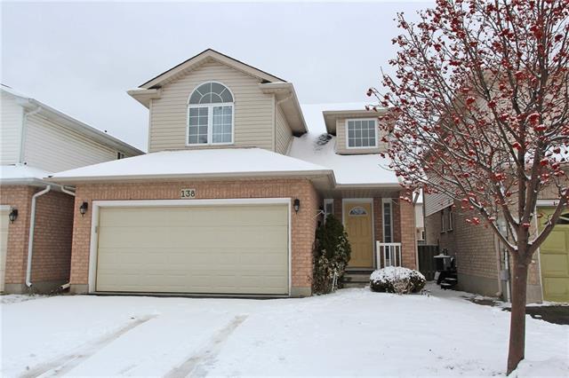 138 Stephanie Drive, Guelph Ontario