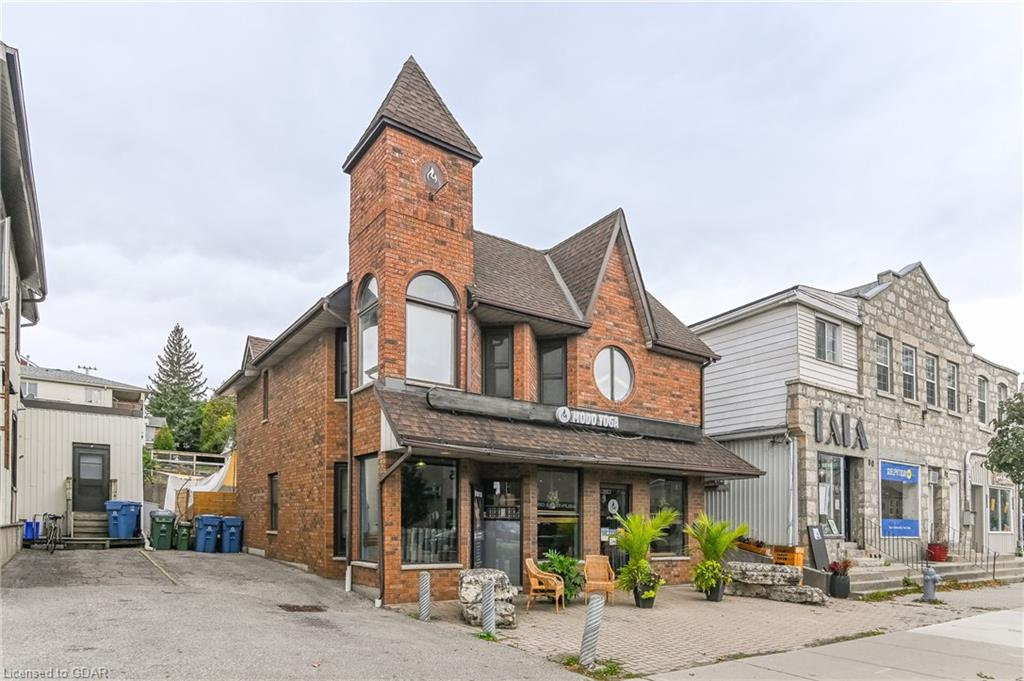 78 NORFOLK Street, Guelph Ontario