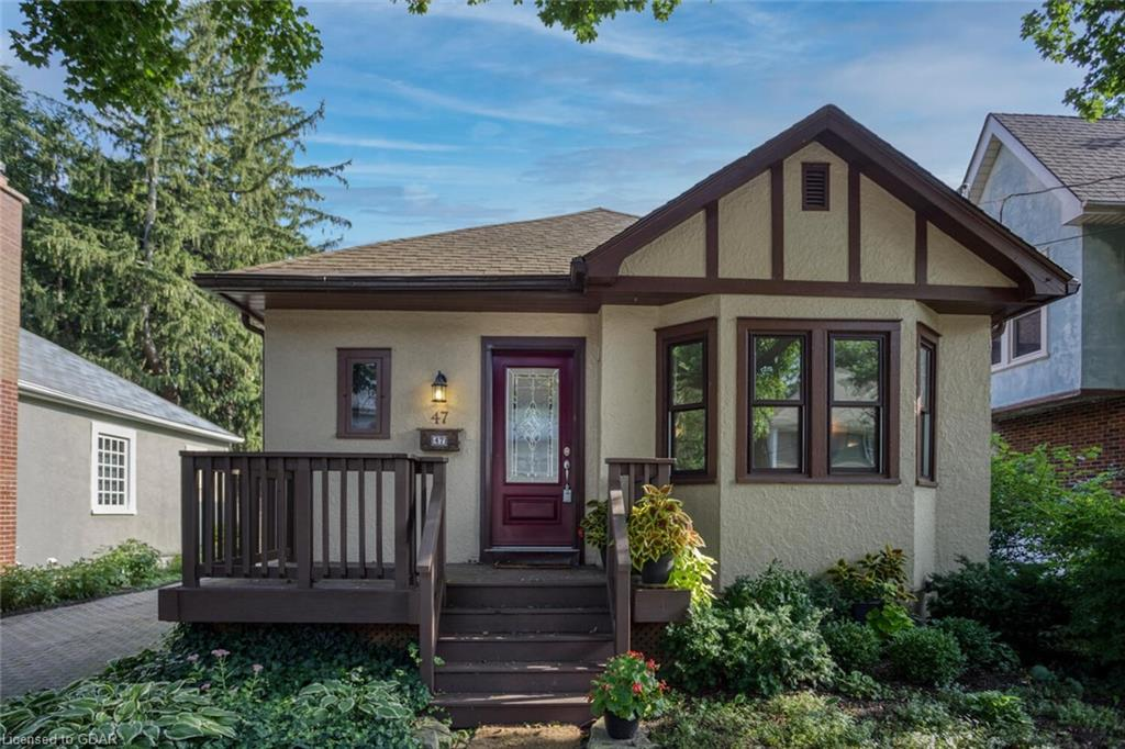 47 HILLCREST Drive, Guelph Ontario