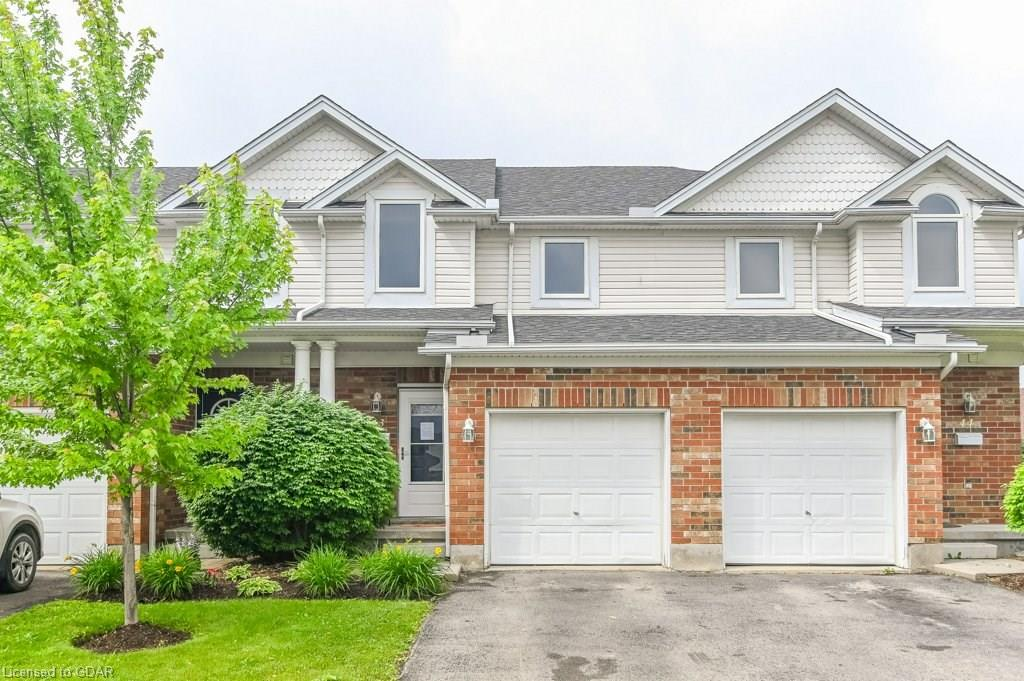 151 Clairfields Drive E Unit# 43, Guelph Ontario