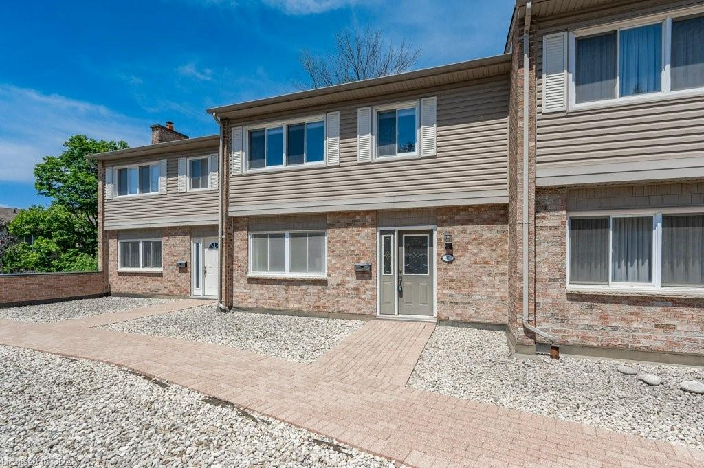 295 WATER Street Unit# 45, Guelph Ontario