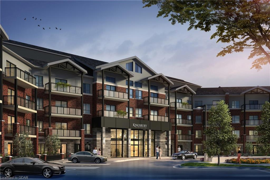 35 Kingsbury Square Unit# 209, Guelph Ontario, Canada