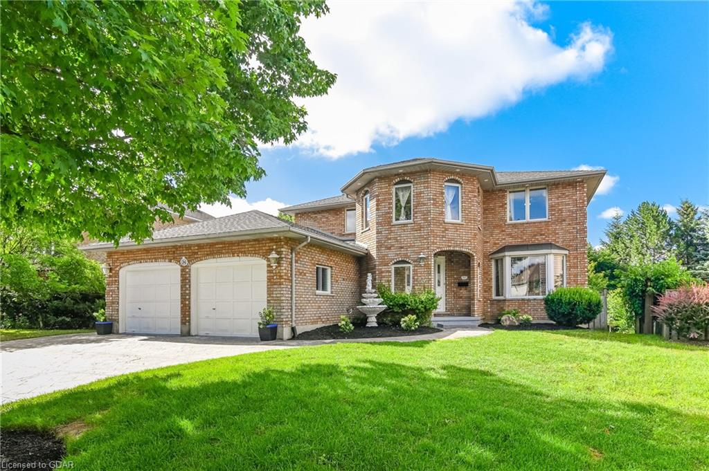 34 Foxwood Crescent, Guelph Ontario