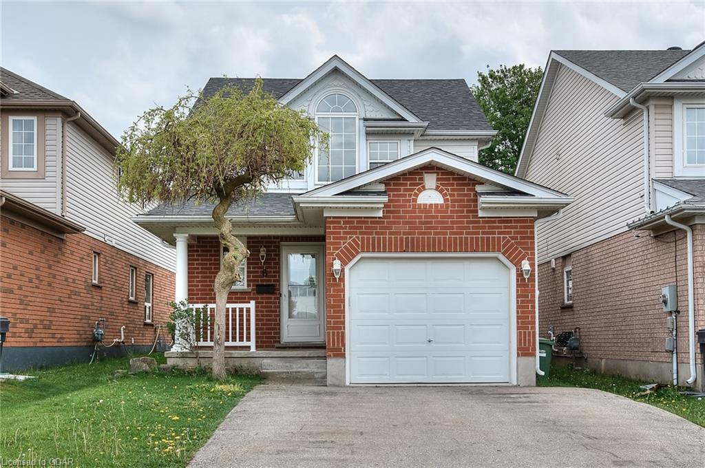 6 MCCURDY Road, Guelph Ontario