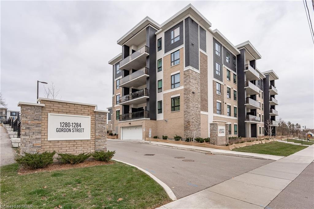 1280 GORDON Street Unit# 312, Guelph Ontario