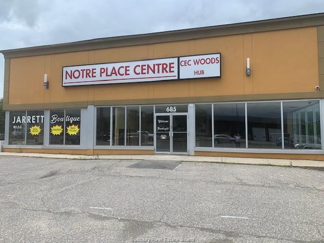 685 Notre Dame Avenue, Sudbury Ontario, Canada