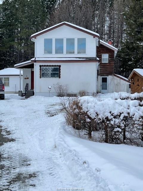 379 Nepewassi Lake Road, Markstay, Ontario, Canada