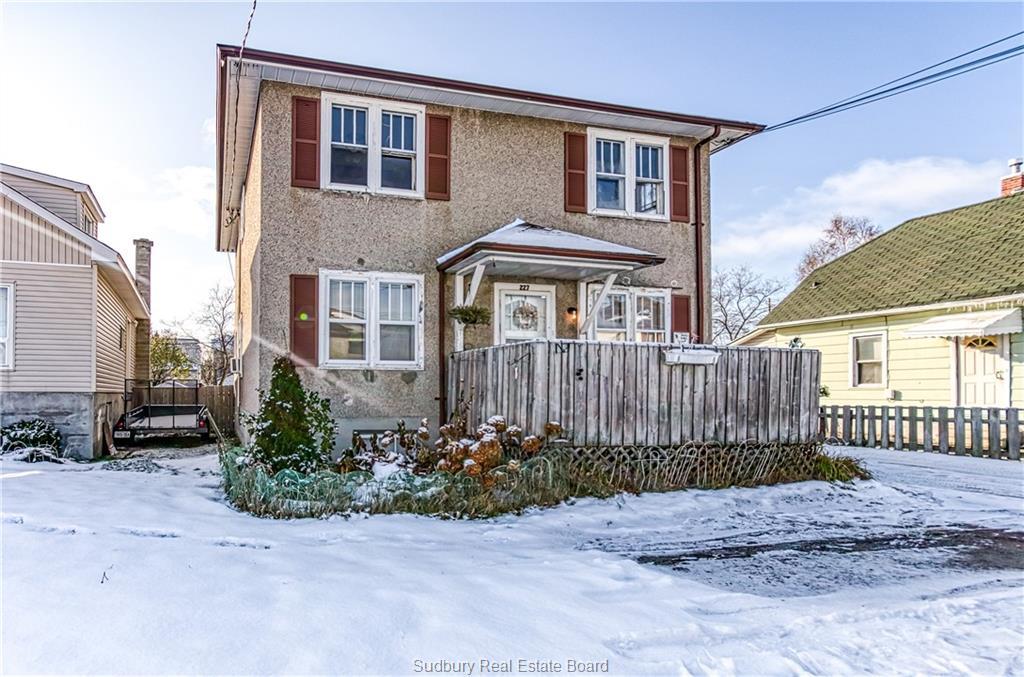 227 St Charles, Sudbury Ontario, Canada
