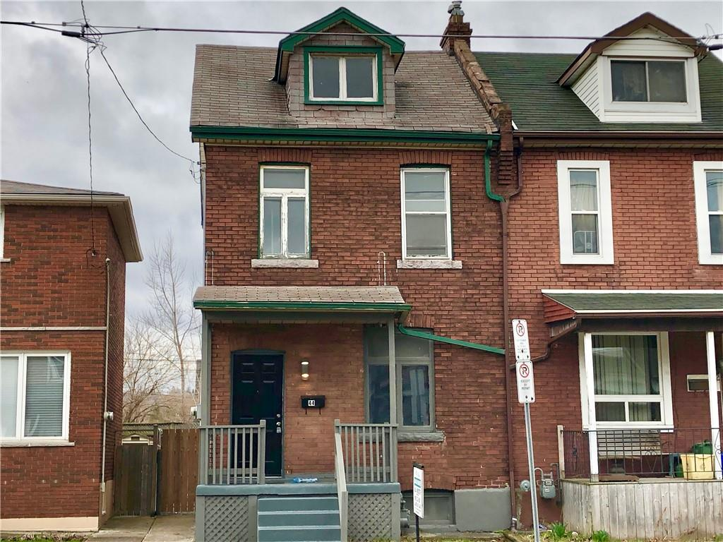 44 Campbell Avenue, Hamilton Ontario, Canada
