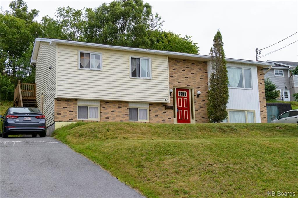 66 Mclaughlin Crescent, Saint John New Brunswick, Canada