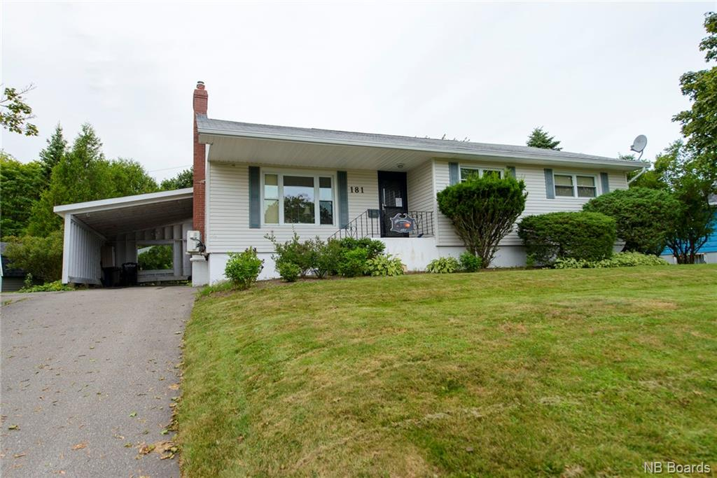 181 Greendale Crescent, Saint John New Brunswick, Canada