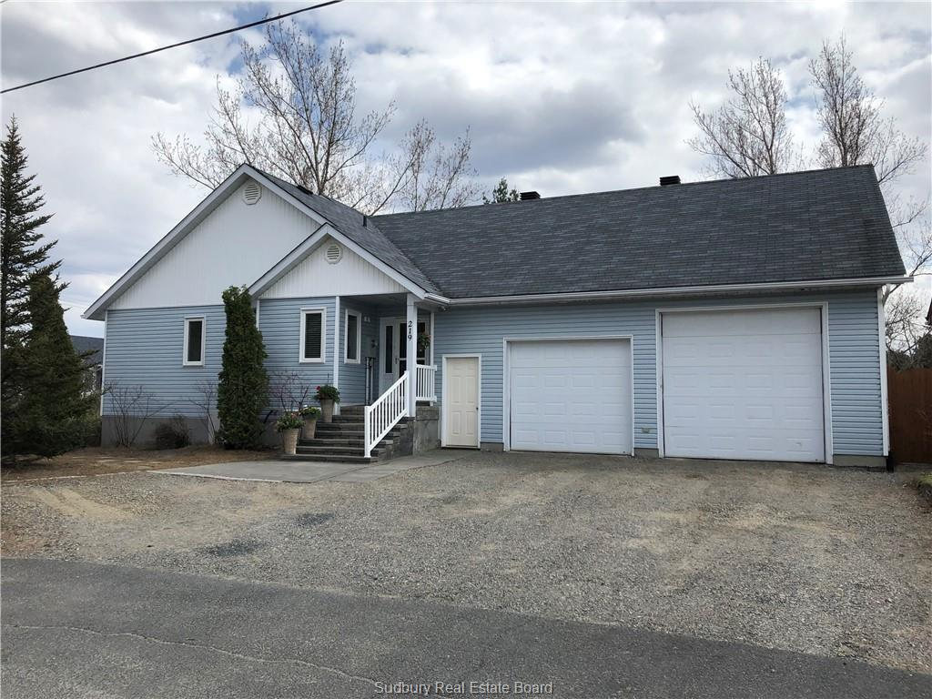 219 St Jacques Street, Hanmer Ontario, Canada