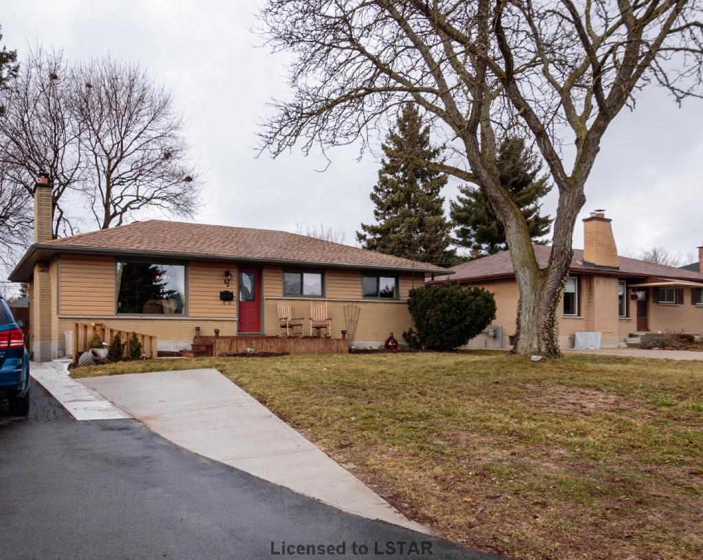 82 Strathcona Dr, London Ontario, Canada