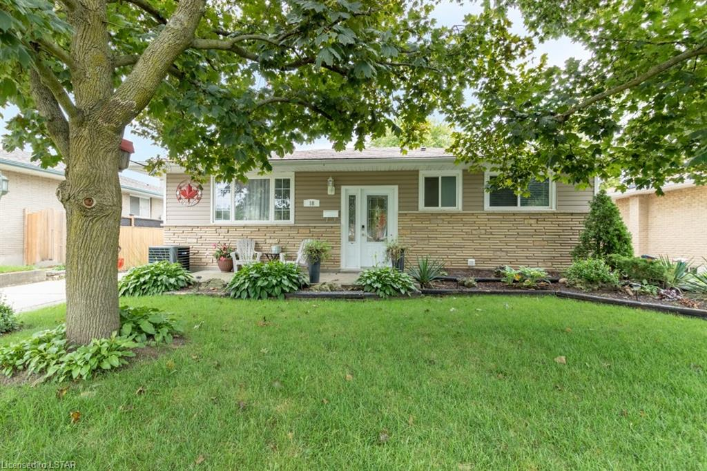 18 Oneida Road, London Ontario, Canada