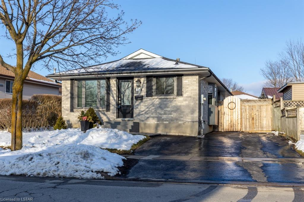 126 Carlyle Drive, London Ontario, Canada