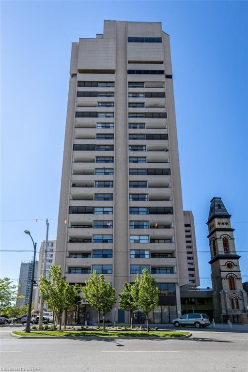 389 Dundas Street Unit# 1801, London Ontario, Canada