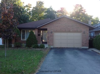 71 Condor Ct, London Ontario, Canada