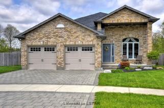 84 Saxonville Ct, Strathroy Ontario, Canada