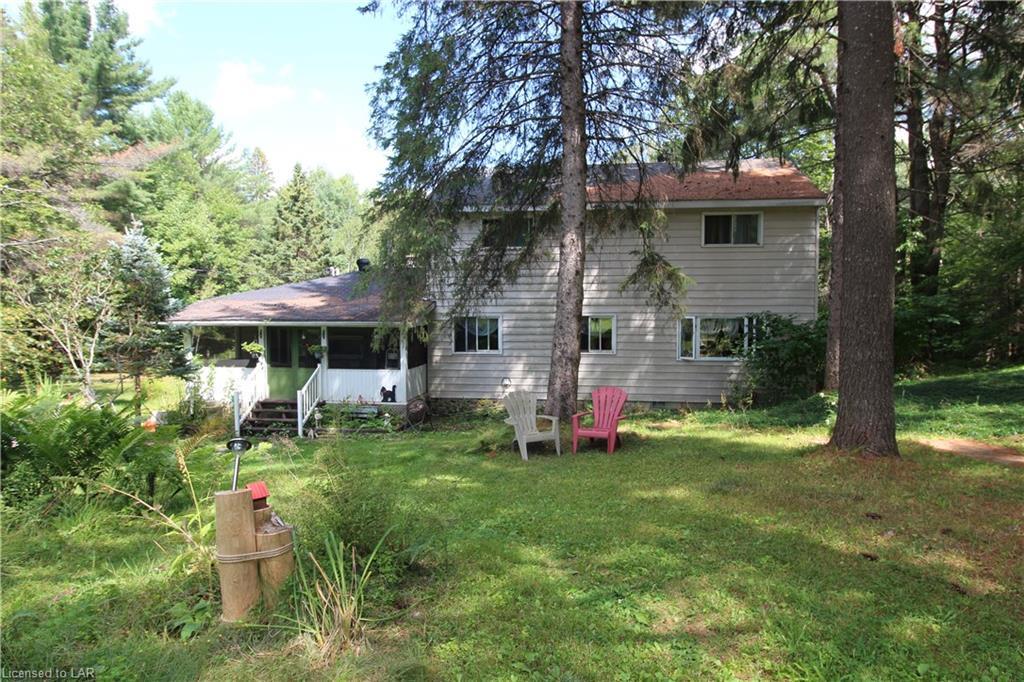 699 South Waseosa Lake Road, Huntsville Ontario, Canada
