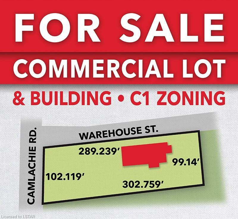 3911 Warehouse Street, Plympton-wyoming Ontario, Canada
