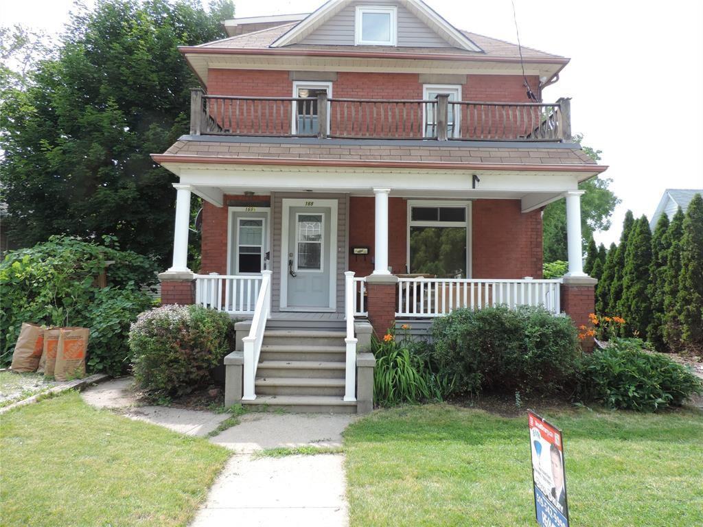 169 Stuart Street Unit# Upper, Sarnia Ontario, Canada