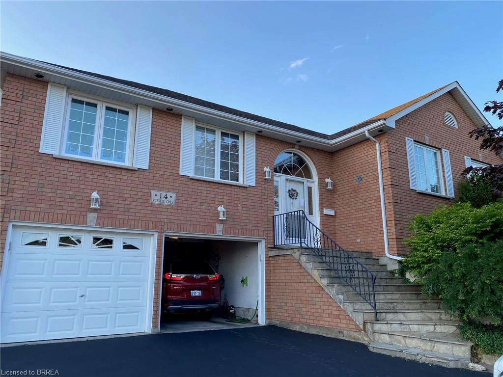 14 RUSSELL Crescent, St. George Ontario, Canada